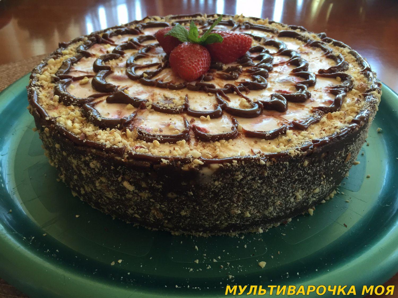 Торты суфле без выпечки рецепты